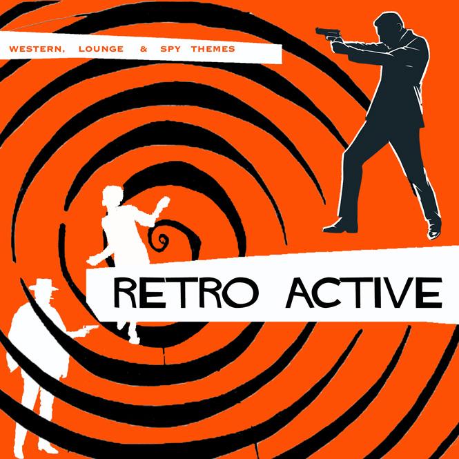 RetroActive-Album-cover